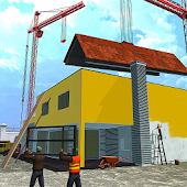 House Construction Games - City Builder Simulator