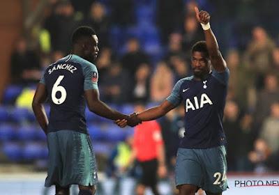 Tottenham verkoopt Tranmere Rovers een oplawaai in de FA Cup: 0-7