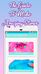 eSlime: How To Make Slime