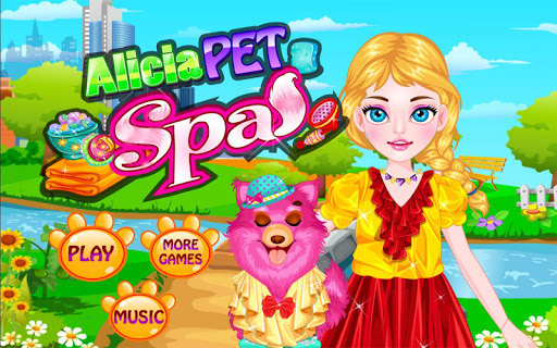 Alicia Pet Spa