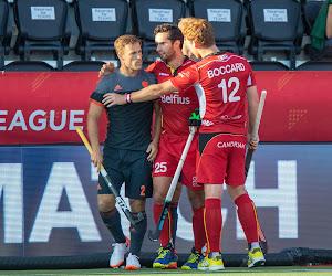 Belgische hockeymannen boeken vlotte overwinning tegen Duitsland