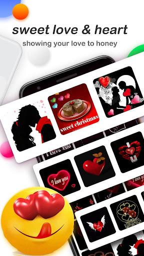 Emoji Love GIF Stickers for WhatsApp screenshot 4