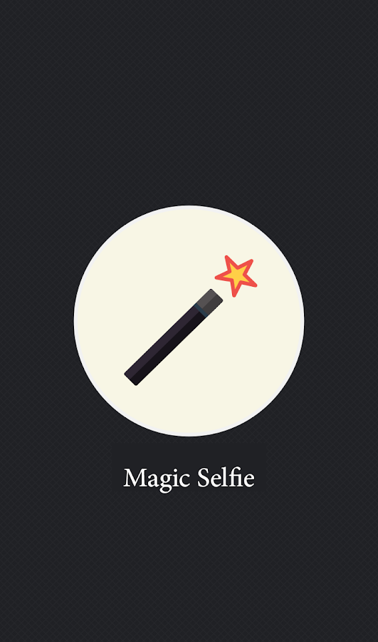 Magic Selfie Camera- screenshot