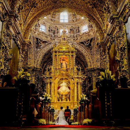 Wedding photographer Saul Magaña (magaa). Photo of 14.01.2017