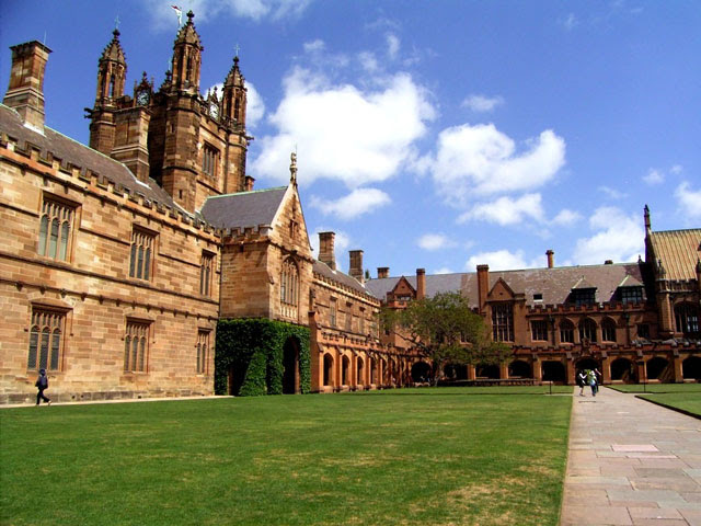 Университет в Сиднее