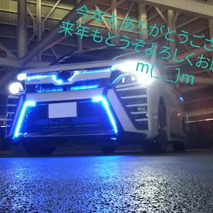 ヴォクシー ZRR80W ZS煌Ⅱのカスタム事例画像 こづんぬ  TEAM BLUEさんの2019年12月31日18:39の投稿