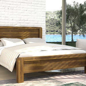 Wooden Beds - Laylowbeds