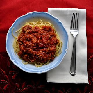 Reckless Pasta Sauce