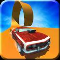 Classic Hot Road Stunt Racer icon