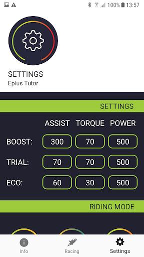 Eplus Tutor by ePlus smart eBike controller team (Google Play