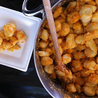 Krumpli Gombóc / Potato Dumpling.