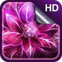 Luminous Flower Live Wallpaper icon