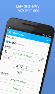 UtilityMeter - náhled