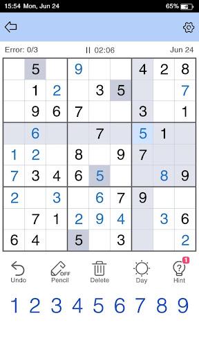 Sudoku android2mod screenshots 4
