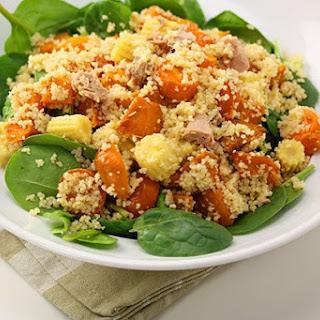 Tuna & Quinoa Salad
