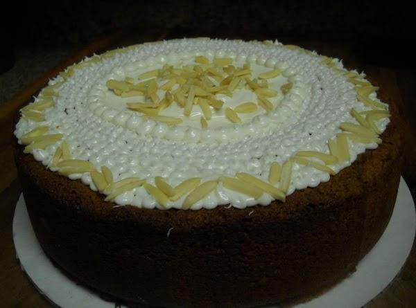 Toucinho Do Ceu (portuguese Almond Cake) Recipe