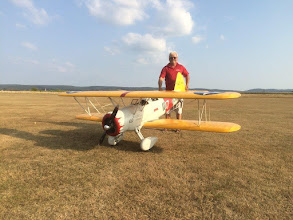 "Photo: 1:3  Boing PT 17 ""Stearman""   Joerg Albrecht   Germany"