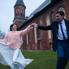 Wedding photographer Andrey Vologodskiy (Vologodskiy). Photo of 29.01.2018