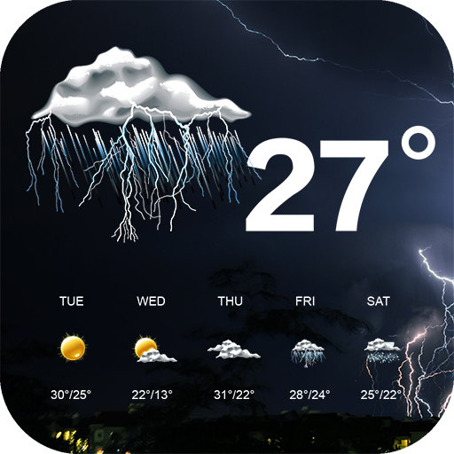 Weather Forecast : live weather and forecast - forecast local app