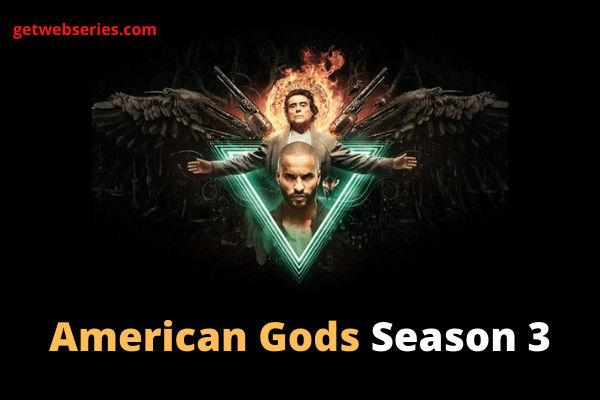 American Gods Season 3 best web series to watch in english