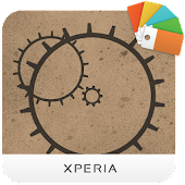 XPERIA™ Steampunk Zoo Theme