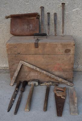 Cassetta degli attrezzi... in legno! di Lobo77