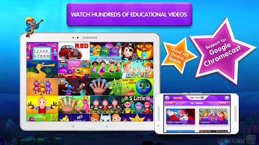 ChuChu TV Lite - Top 50 Kids Nursery Rhymes Videos 3.0 screenshots 6