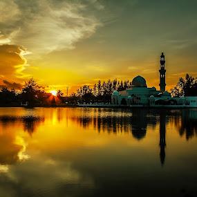 by Rose Roses - Landscapes Sunsets & Sunrises (  )