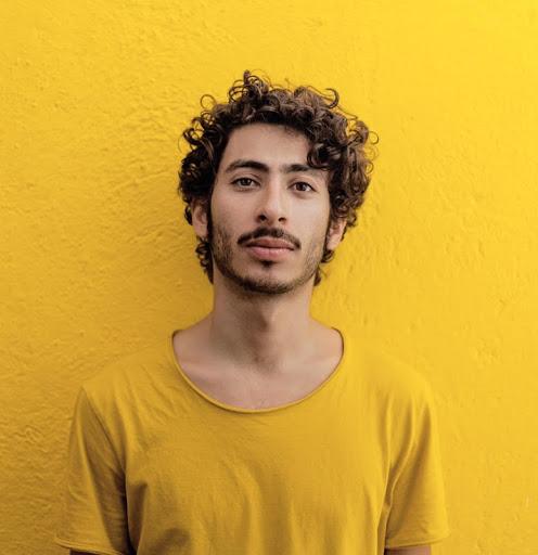 A portrait of Sergio Beltrán García