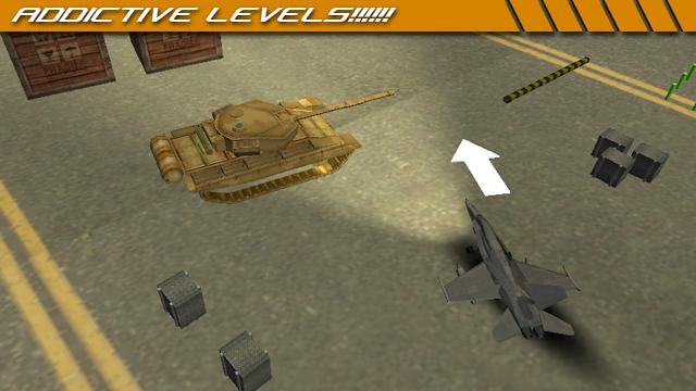 Скриншот F 16 Driving Simulator