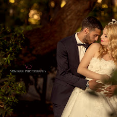 Wedding photographer Dora Vonikaki (vonikaki). Photo of 20.04.2016