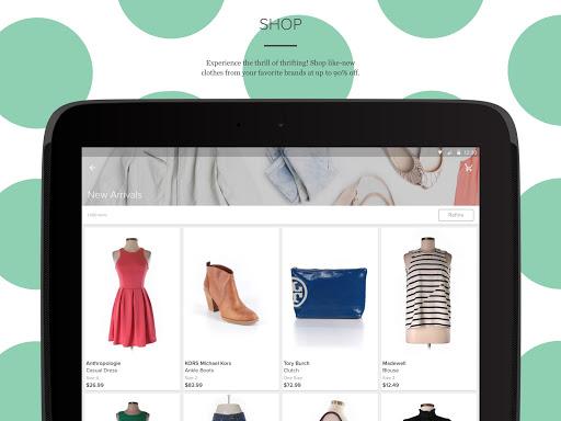 thredUP - Shop + Sell Clothing screenshot 6