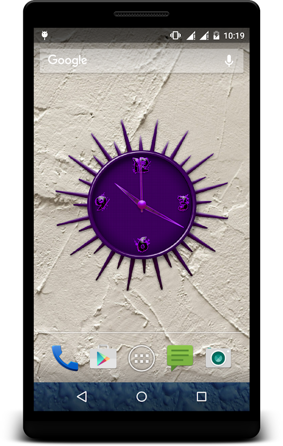 Awesome Clock Live Wallpaper Android Apps On Google Play