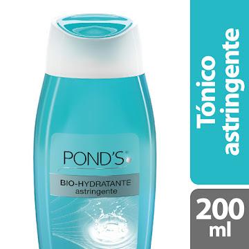 Locion Ponds Astringente Facial Byo-Hydratante Aloe Vera X200ml