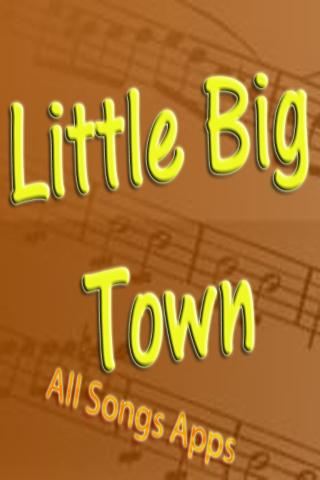 All Songs of Little Big Town