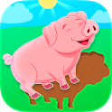 Farm Animal Puzzle for Toddler icon