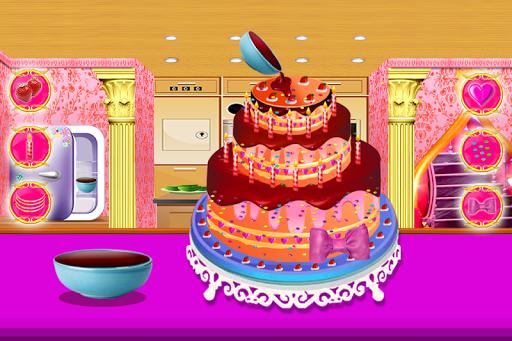 玩免費休閒APP|下載イチゴの溶岩ケーキ app不用錢|硬是要APP