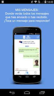 SMS gratis desde Cuba 3