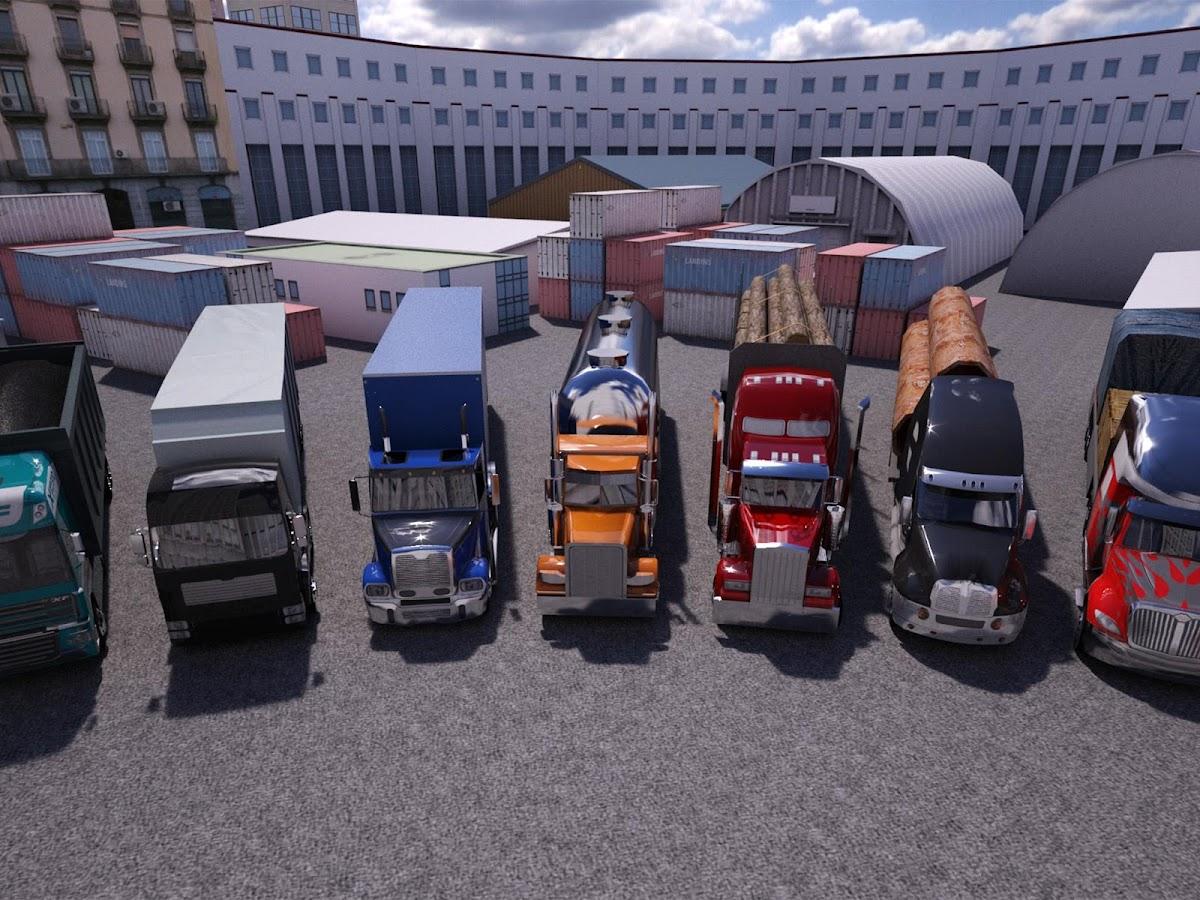 Download Truck Simulator PRO 2016 Terbaru