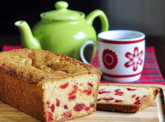 Newfoundland Style Cherry Cake Recipe