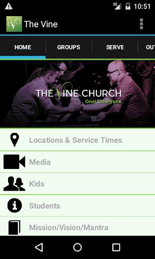 The Vine Church - Georgia