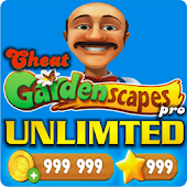 Cheat Gardenscapes & Gardenscapes New Acres