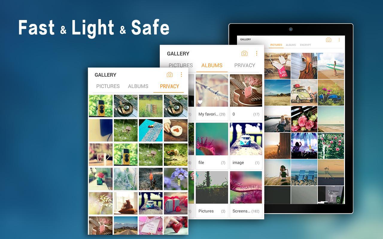 android album app