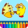 Cats & Dogs coloring game APK baixar