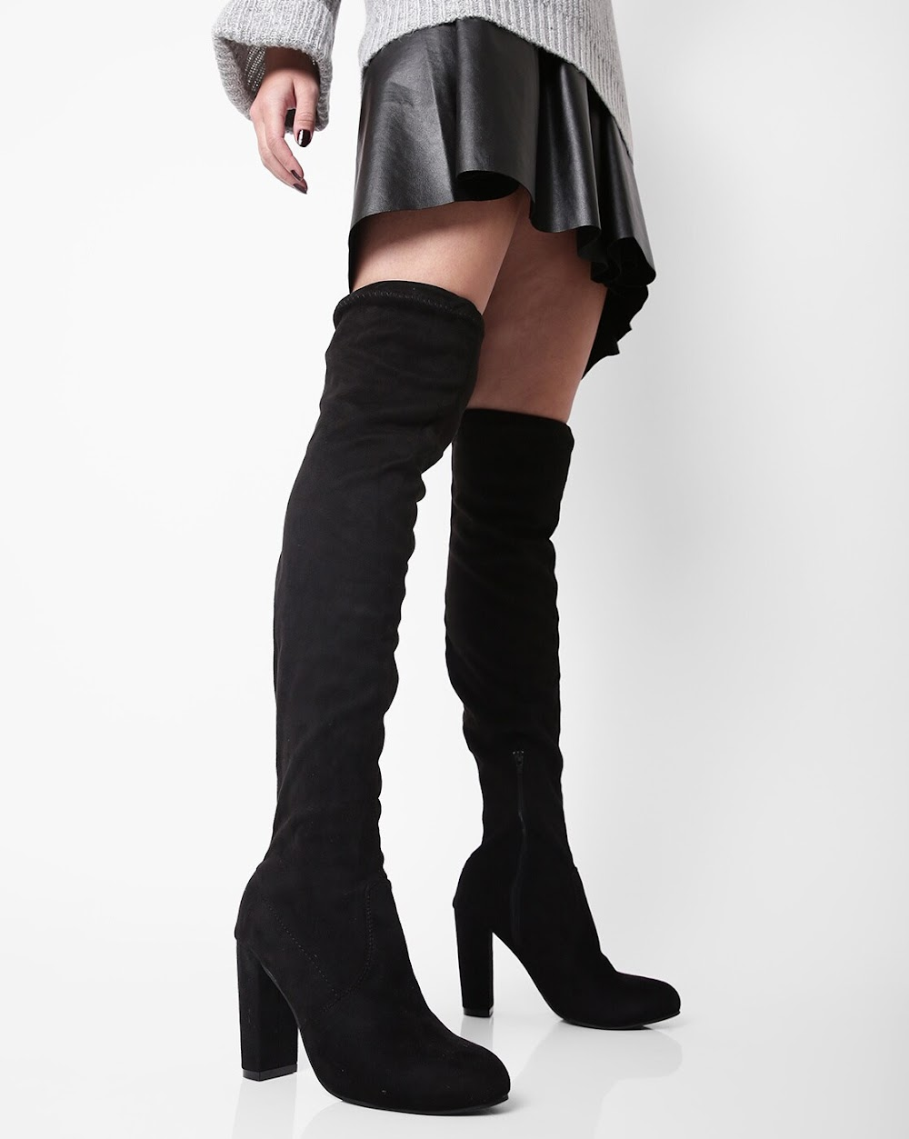 all-types-of-shoes-for-women_thigh_high