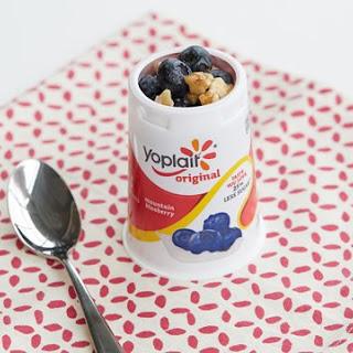 Berry-Maple Yogurt Cup