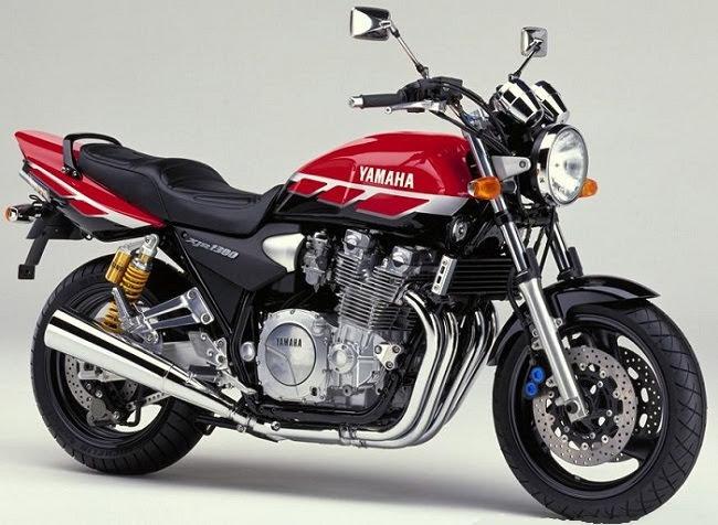 Yamaha XJR 1300-manual-taller-despiece-mecanica