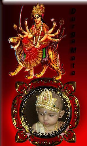 Durga Mata Photos Frames