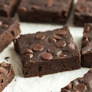 Whole Wheat Healthy Brownies Recipes