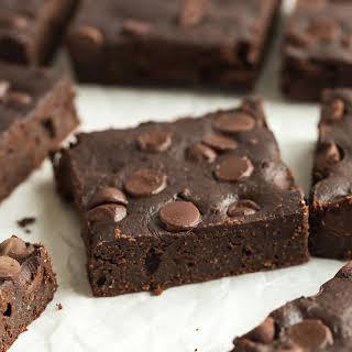 The Best Healthy Brownies.